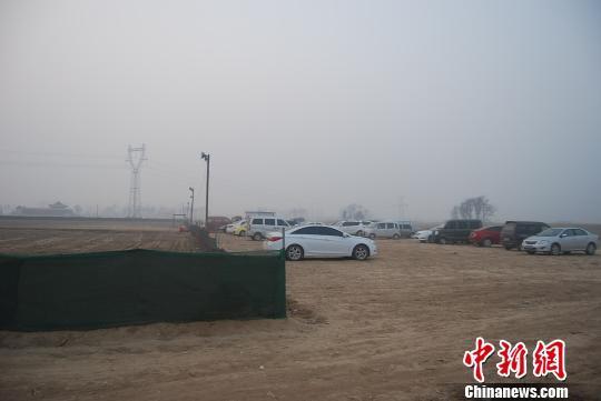 天津河北交界上百人赌狗43人被抓(组图)