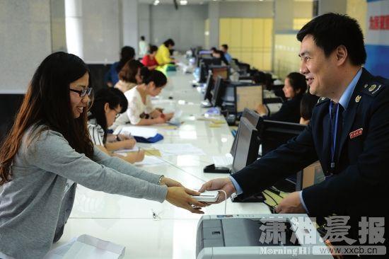 湖南省国税局全面启动增值税发票系统升级版