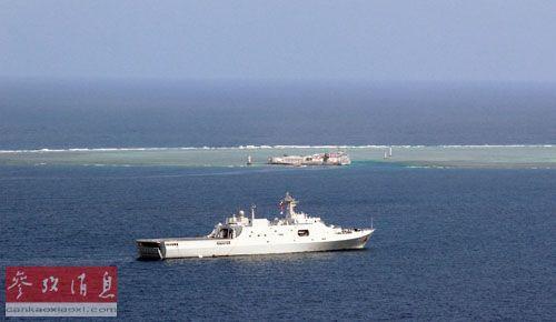 美国军机南海挑衅 专家称中国有多种应对方案