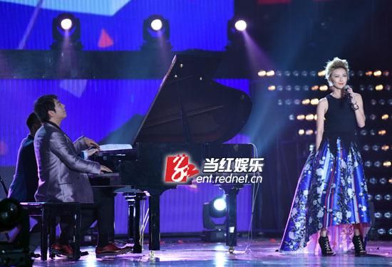 孙燕姿郎朗首度合作一曲《遇见》嗨翻长沙