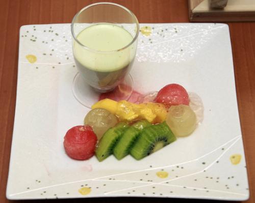 世博日本馆将推2000元秋季料理(组图)