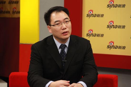 图为四季沐歌总裁李骏