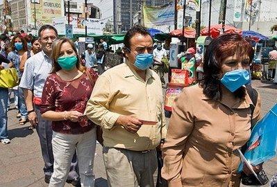 墨西哥卫生部长称可能已有81人死于猪流感