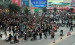 四川南充数千人因城管暴力执法聚集市中心