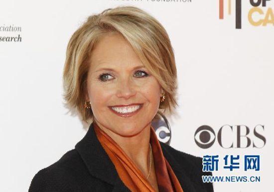 凯蒂・库里克现年54岁,她曾荣获美国电视艾美奖,先后报道过2006年美国中期选举和2008年总统大选,以及2010年1月海地大地震、墨西哥湾石油污染和埃及政局变化等重大新闻事件。新华社/路透