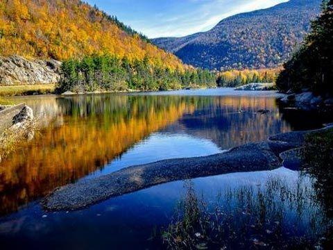 这个秋季 绘制全球最美旅行图