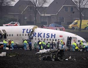 土耳其客机坠毁