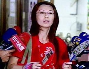 邱毅寻神秘女子入狱七个月每天收她一封信(图)
