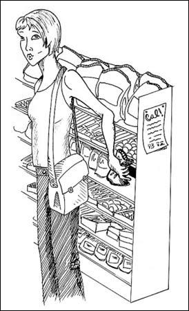 报告称盗窃致全球零售业损失498亿英镑