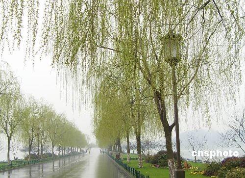 奥运火炬传递之文化解析:杭州杭州 一切由来已久