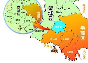 南昌市行政区划图素材