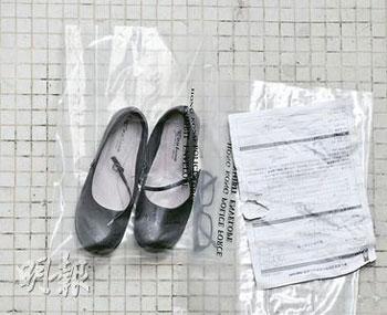 12岁女童穿皮鞋图片