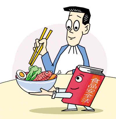 有关部门的监管职责图片-食品安全管理员职责 简述食品安全管理员职