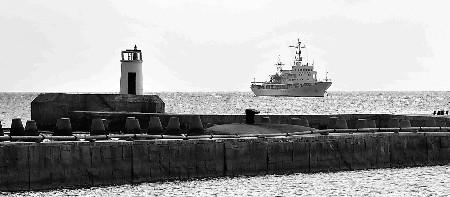 外交部:中国渔政船赴南海系执行例行任务