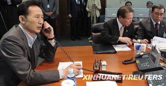 组图:韩国政府确认朝鲜当天发射人造卫星