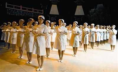亚洲护士无码_我市153名优秀护士获表彰