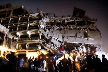 巴基斯坦一酒店爆炸