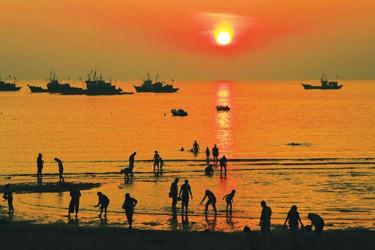渤海明珠鲅鱼圈 中国北方亚龙湾