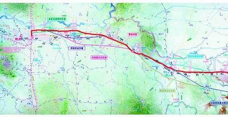 郑徐铁路客运专线项目获发改委批准预计4年建成