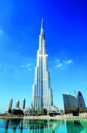 世界最高楼 身高今解密