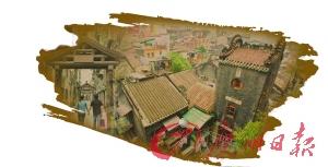 北京路古书院群复建10年还没影