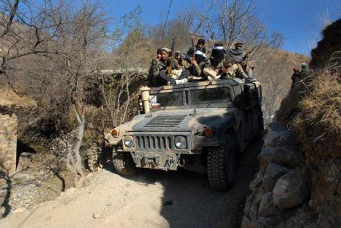 """美媒:质疑声浪高涨阿富汗将成另一个""""越南"""""""