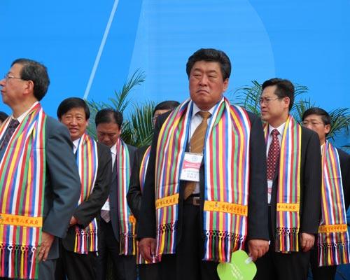 独家:朝鲜愿促东北亚经济合作 欲邀各国参加贸易展图片