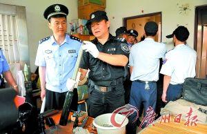 图纸随警出动v图纸阴阳造枪被抓记者彼岸师男子花拼豆图片