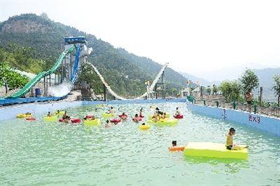 漂流黄河三峡+游洞玩水享a维新如龙维新小游戏攻略图片