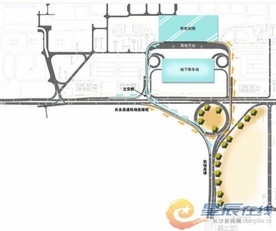 黄花机场新航站楼面积增5倍跃居全国第五