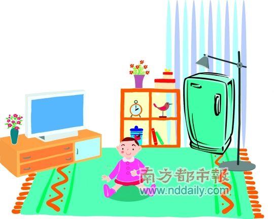 冰箱的压缩机组控制电路和箱内照明电路一般