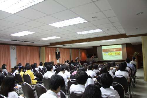 泰国农大孔子学院邀本土教师用泰语宣讲中华文化