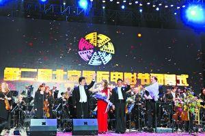 第二届北京国际电影节成果丰硕