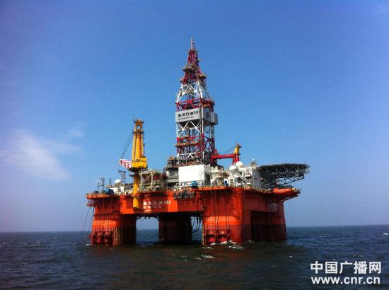 海洋石油981平台