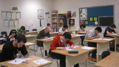 多伦多汉语水平考试中心举办汉语水平考试