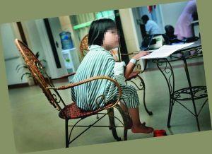 广州:16岁男子强奸7岁高中致其下身都是血青海去女童读图片