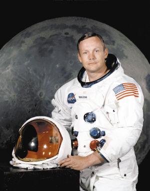 第一个登上月球的人阿姆斯特朗去世了,享年82岁 每当我们仰望皓月