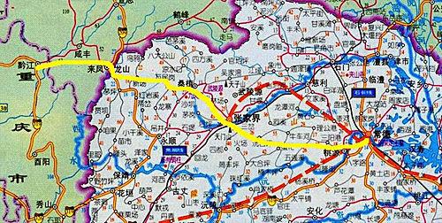 湖南常德鼎城区规划图