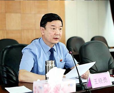 王晓勇 群众 期待出发加强 改进检察工作
