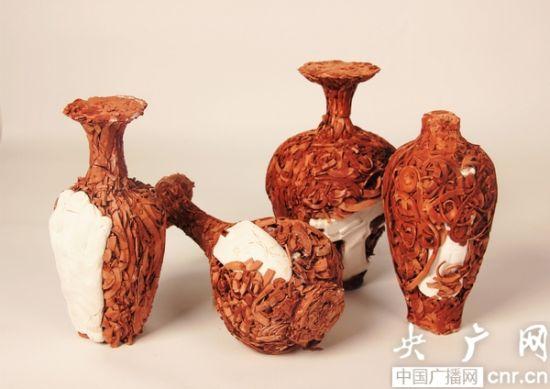 2013法蓝瓷陶瓷设计大赛总决赛颁奖 台湾女孩夺金奖