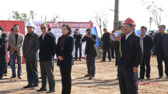 皖赣铁路芜湖至宣城段扩能改造工程开工