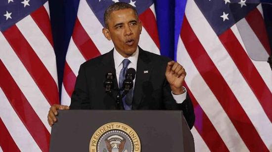 奥巴马承认儿时曾吸大麻 称其并不比喝酒更危险