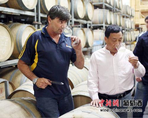 澳洲百利达葡萄酒中国掘金热度不减