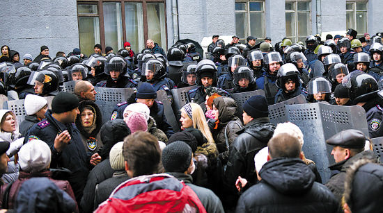 乌克兰东部最新局势_乌克兰