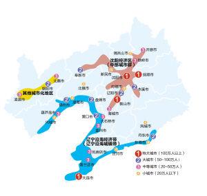 丹东市市区地图