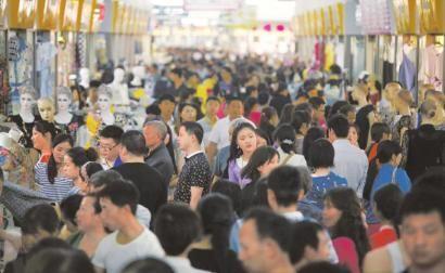 国庆去哪儿 购物就逛成都日用消费品博览会