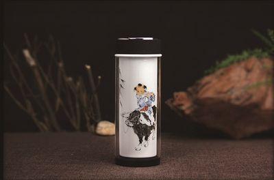 纳米陶瓷保温杯