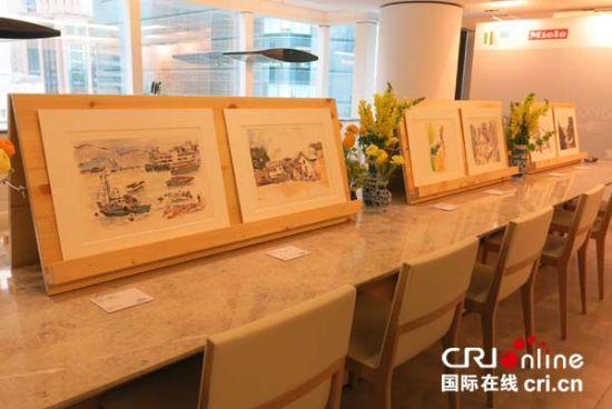 香港将展开大型专题素描活动以艺术记录本土饮食文化