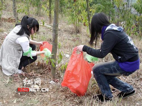两部门推选最美生态环保志愿者