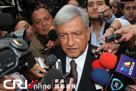 涅托赢得墨西哥大选革命制度党在野12年重拾权杖(组图)